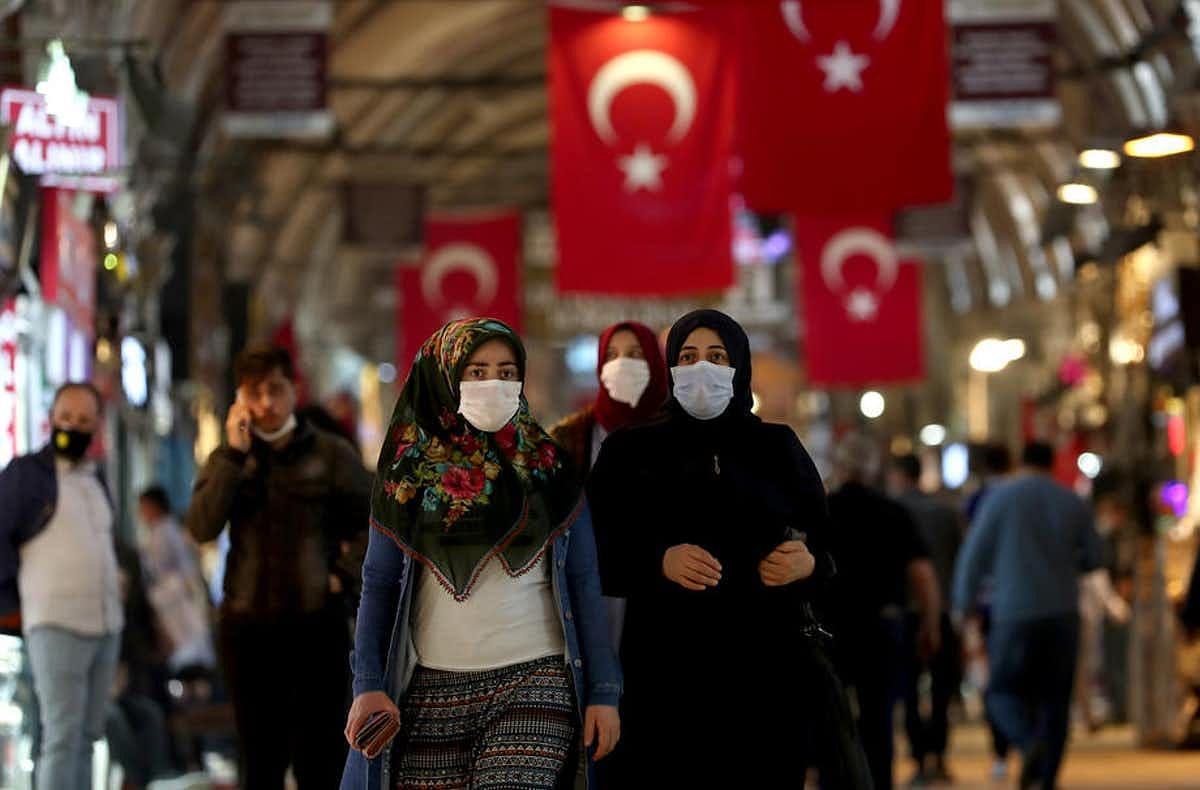 Criticism of Turkey's coronavirus response has been suppressed