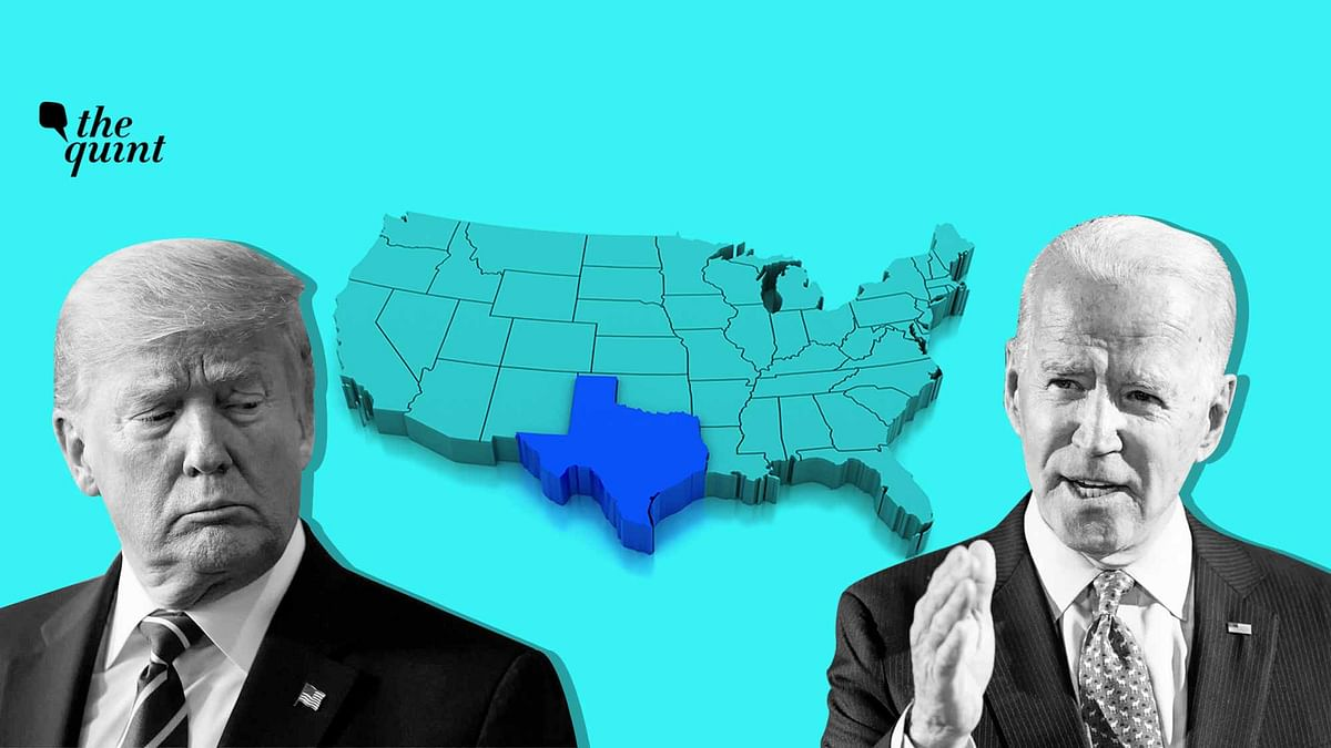 Texas, Republican Bastion & 'Howdy Modi' Venue, May Vote Trump Out