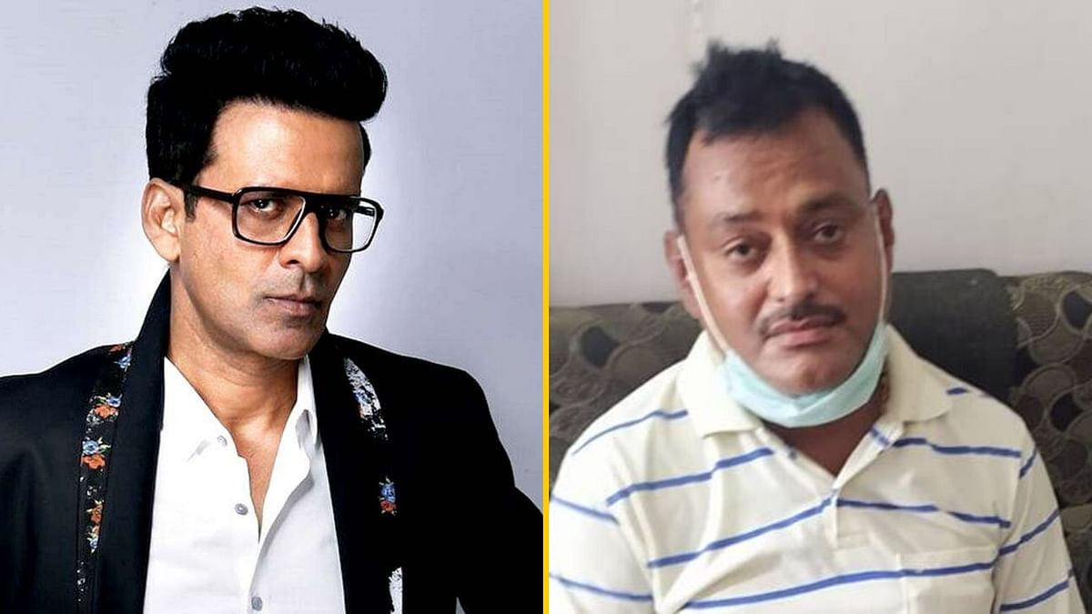 Manoj Bajpayee Reacts to News of Him Signing Film on Vikas Dubey