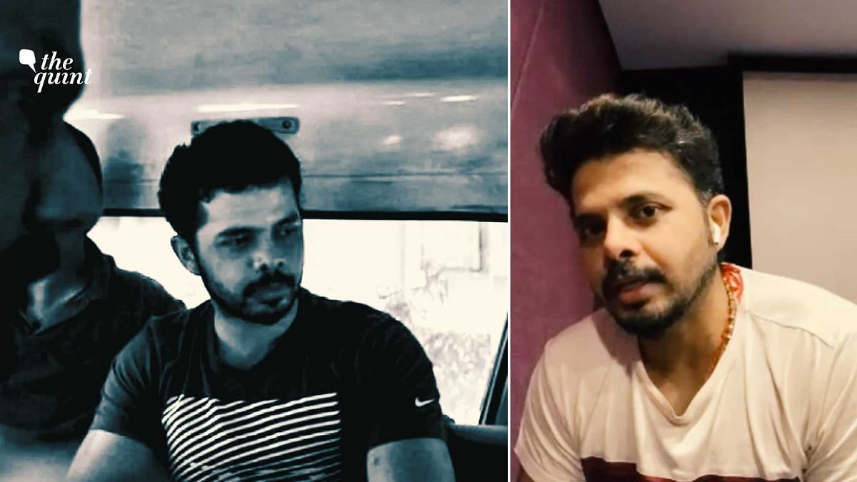 Sreesanth Opens Up About Spot-Fixing Charges & His 7 Yrs in Exile