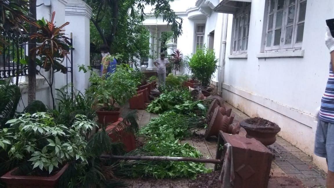 BR Ambedkar's House Vandalised; CM Thackeray Orders Strict Action