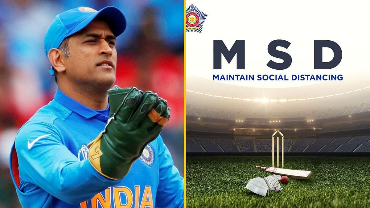 MS Dhoni turns a year older today.
