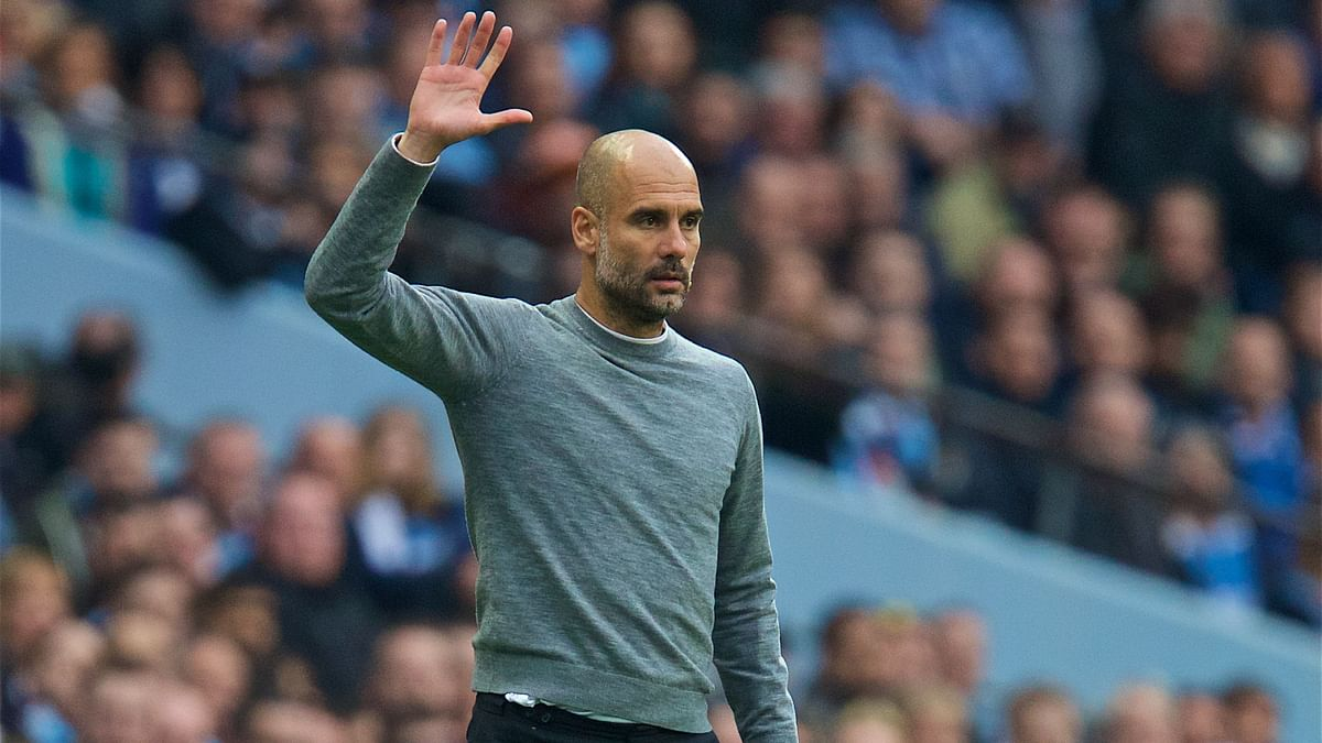 Manchester City Should Be Apologised to: Pep Guardiola