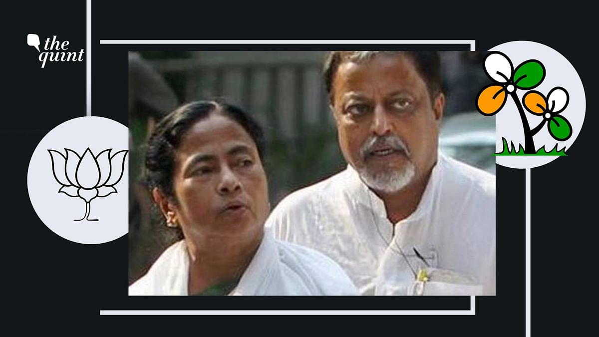 BJP leader from West Bengal, Mukul Roy, is looking to get back to his former party, the Trinamool Congress, a top source in the party has confirmed to The Quint.