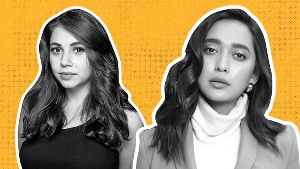 Actors Maanvi and Sayani talks about insider and outside debate.