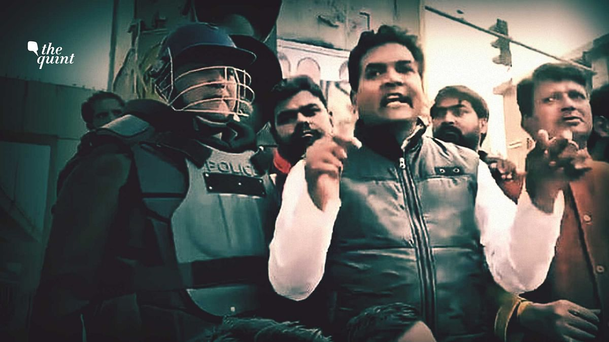 Complaints & Report Contradict Police's Clean Chit to Kapil Mishra