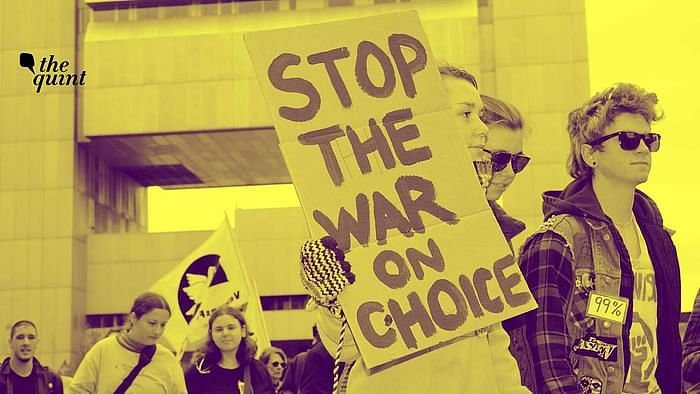 Pro-choice protest image used for representational purposes.