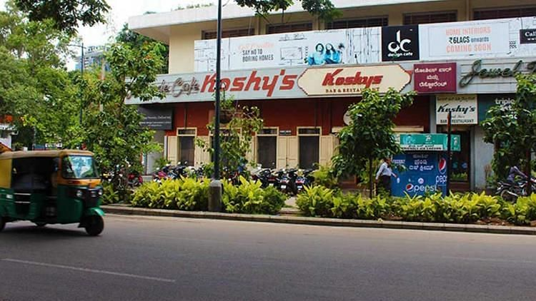 The St Marks Road restaurant has become a Bengaluru landmark for both young and old residents of the city.