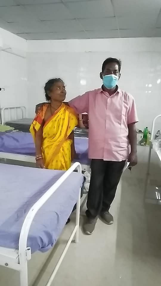 Lost Mother to Cancer, This Odisha Man Now Helps Cancer Patients