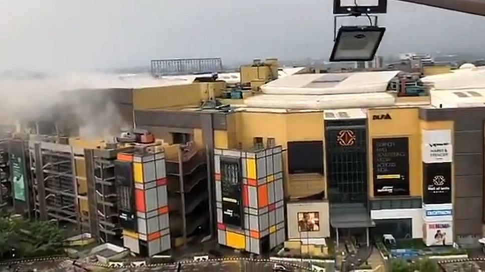 Noida Mall of India Roof Collapses, No Clarity Whether An Accident