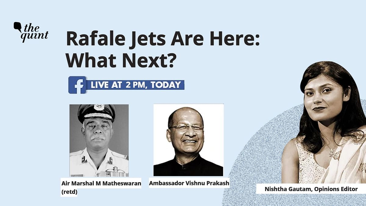 WATCH: Rafale Jets In IAF Are A Shot In The Arm: What Next?