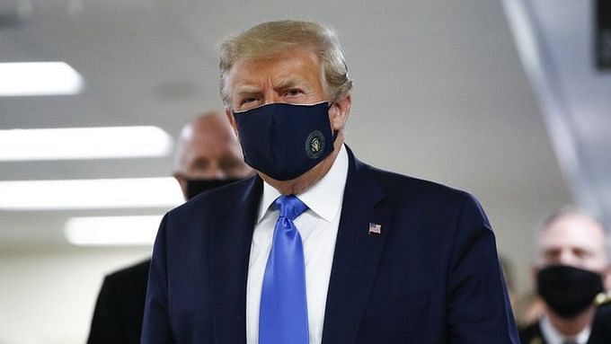 Won't Order Americans To Wear Masks, Says President Donald Trump