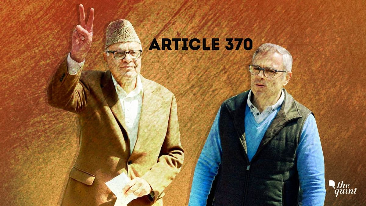 Article 370 And J&K Special Status: Has NC Begun to Compromise?