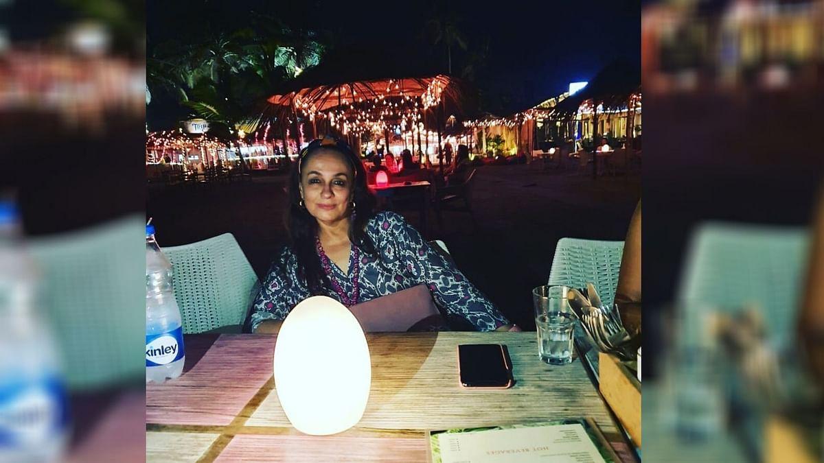 Soni Razdan turns off her comment section on Instagram.