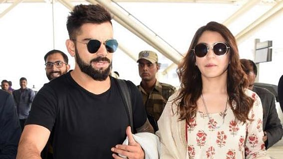 Virat Kohli and his producer-actress wife Anushka Sharma have pledged to help people hit by the floods in Assam and Bihar.