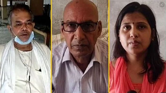 'Expose Those Who Shielded Vikas Dubey': Kin of 8 Killed UP Cops