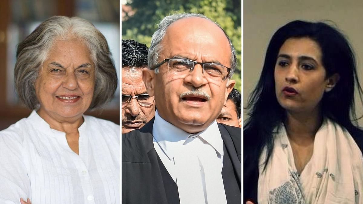 'Bleak Future': Lawyers, Academics Slam SC's Ruling on Bhushan