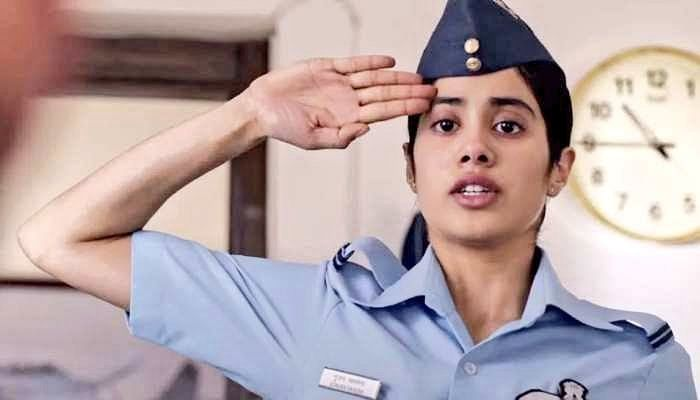 What Do Air Force Officers Think About Dharma's 'Gunjan Saxena'?