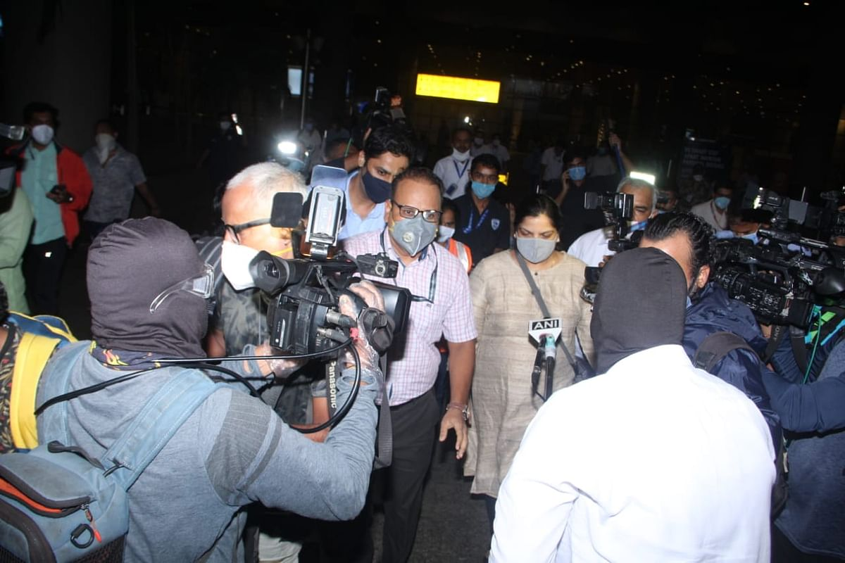 CBI Team Arrives in Mumbai to Probe Sushant Singh Rajput's Death