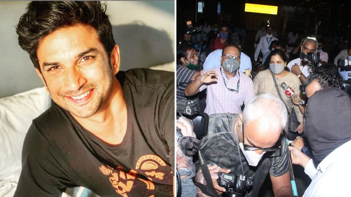 CBI Team Arrives in Mumbai to Probe Sushant Singh Rajput's Death