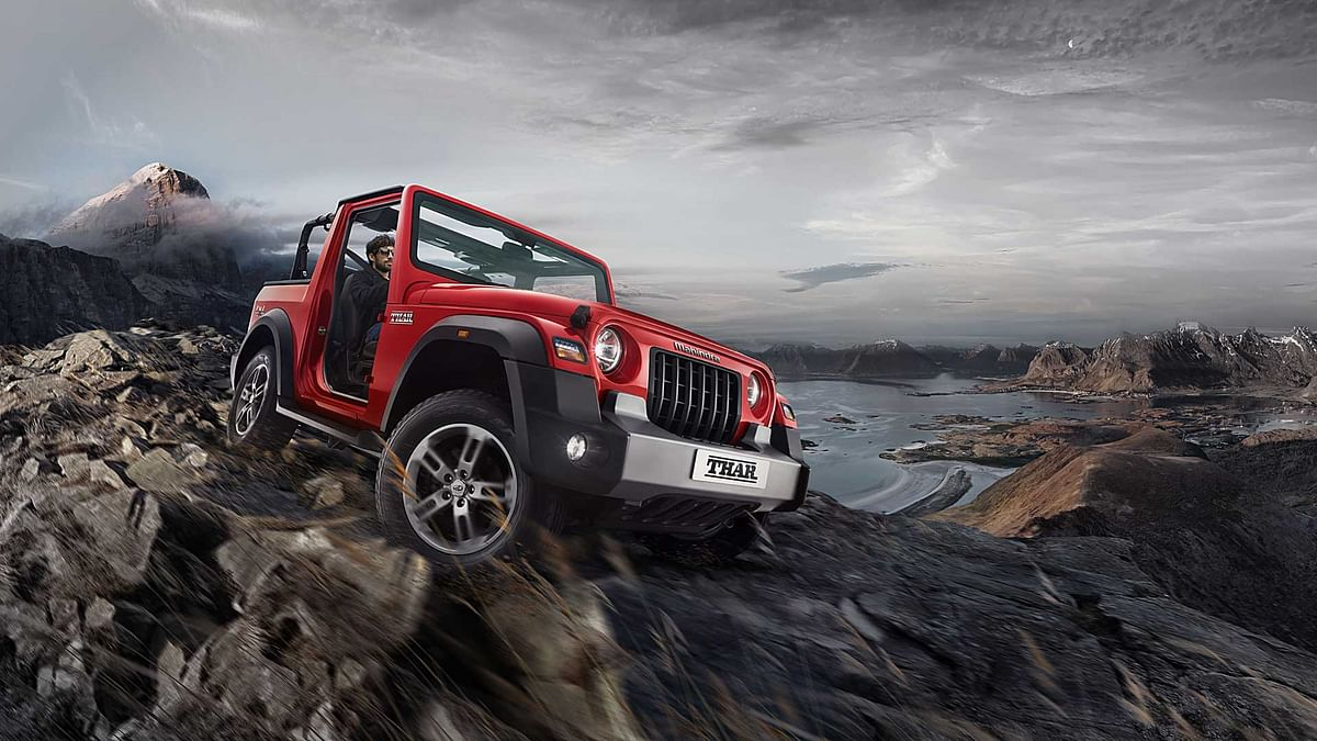 The Thar will be available in two variants.