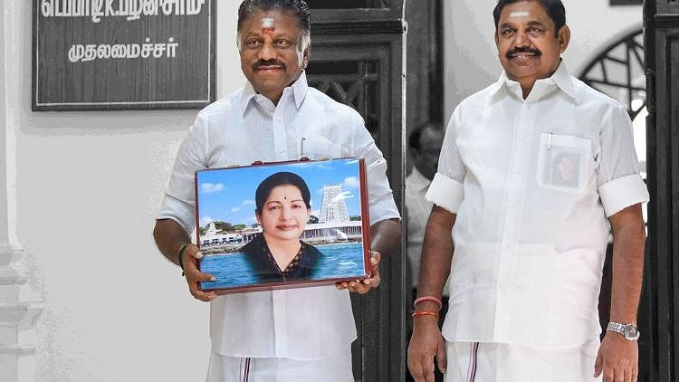 E Palaniswami to Be AIADMK's CM Candidate in 2021 TN Polls