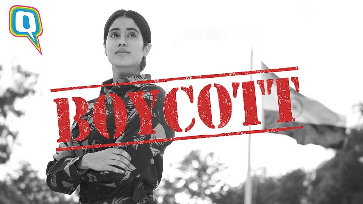 6 Reasons Why Boycotting Karan Johar S Gunjan Saxena Starring Janhvi Kapoor Makes No Sense