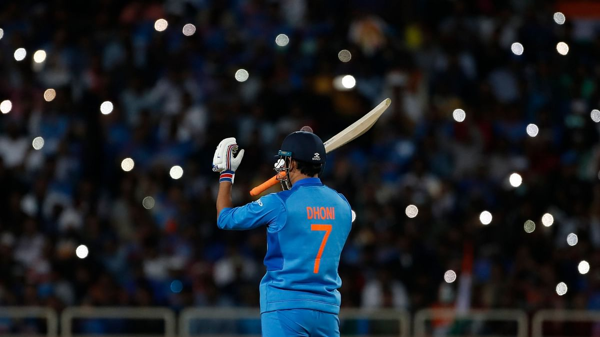 MS Dhoni, the only captain to lift all 3 ICC trophies, announces his retirement from international cricket.