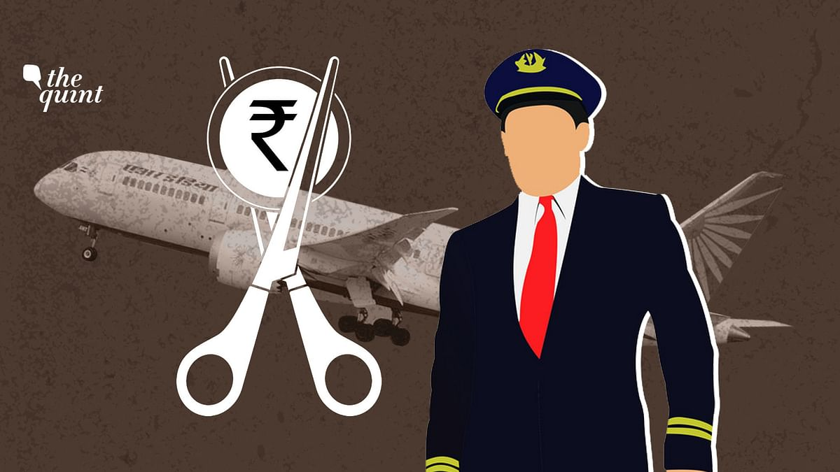 The Quint spoke to several Air India pilots who have faced massive 60-70% pay cuts since April 2020. They claim the pay cuts in Air India are uneven and discriminatory. They also say that they are yet to be heard by the Aviation Minister.
