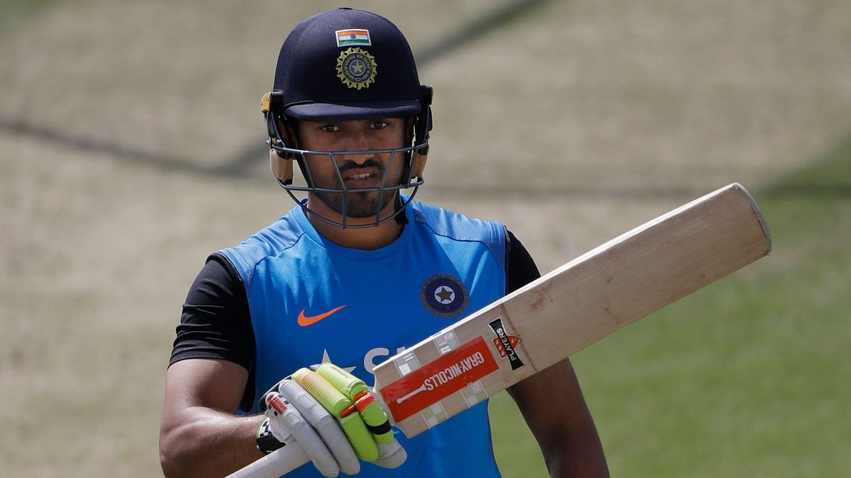 Karun Nair tested positive for COVID-19 last month but he reportedly tested negative on 8 August and will be joining the KXIP camp.