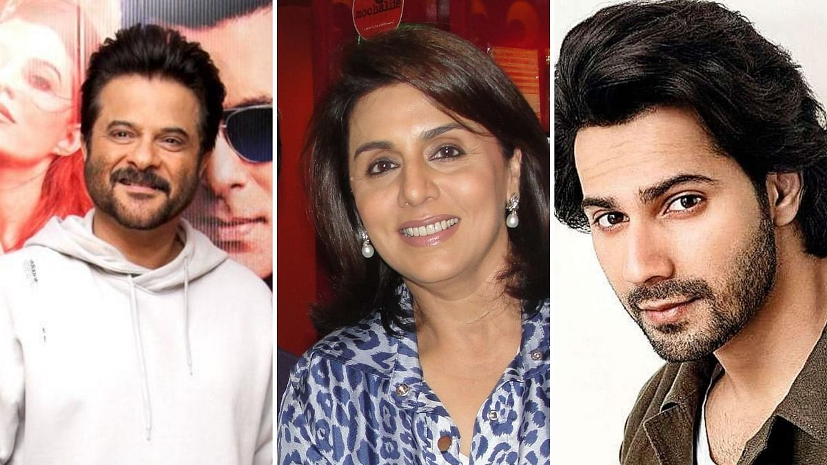 Anil Kapoor and Neetu might play Varun Dhawan's parents in next film.