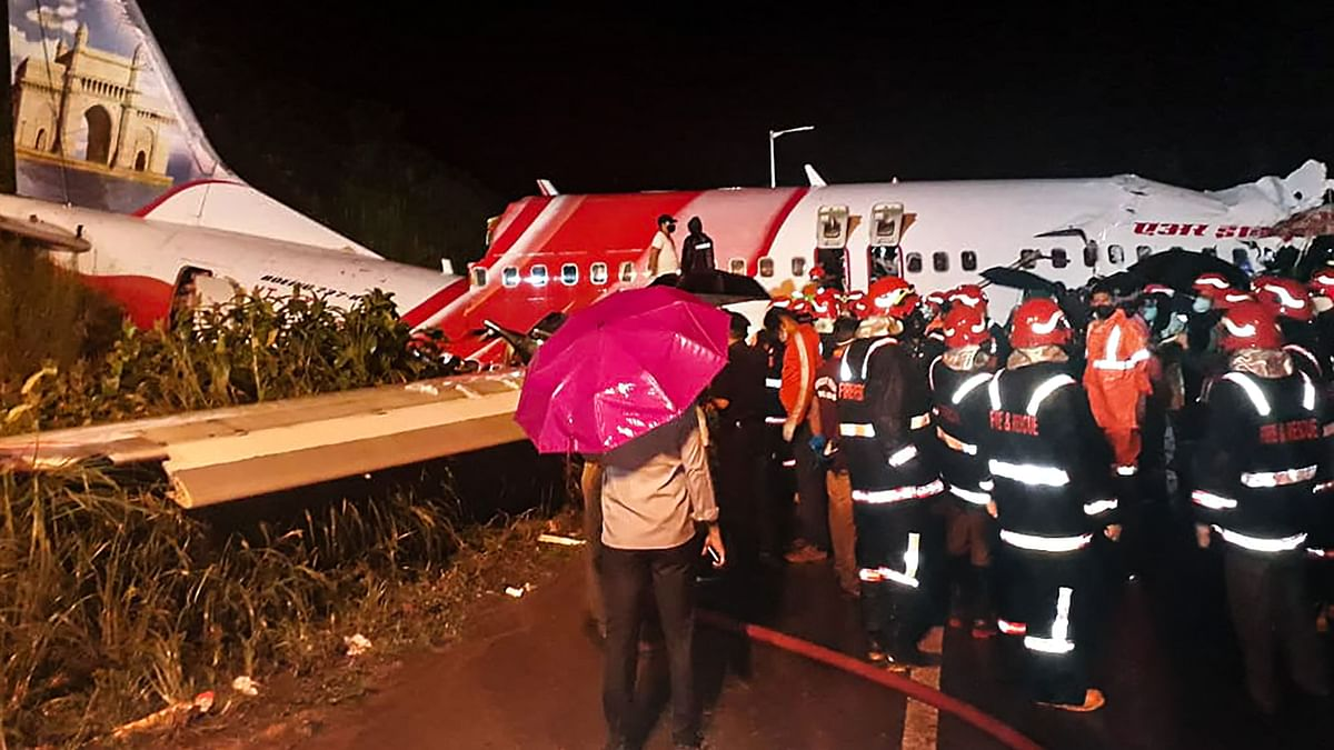 7-Yr-Old Twins Survive Kerala Plane Crash, Mother's Status Unknown