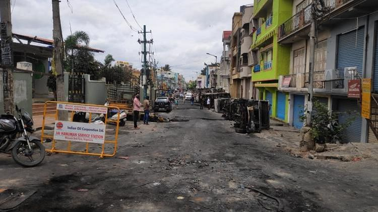 Bengaluru City Police Commissioner Kamal Pant on Sunday extended restrictions imposed under Section 144 of the Code of Criminal Procedure till 6 am of August 18 in areas under riot-hit DJ Halli and KG Halli police stations limits.