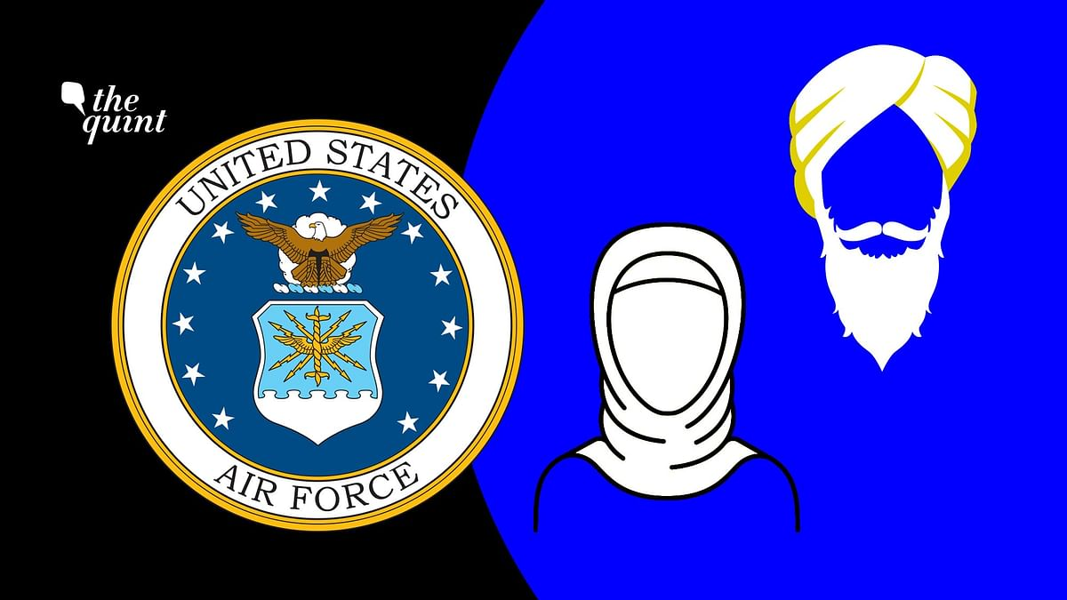 US Air Force Allows Hijabs, Turbans, Beards: Hope For Minorities?