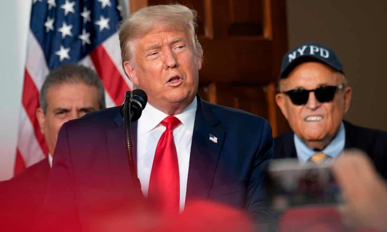 File image of US President Donald Trump.