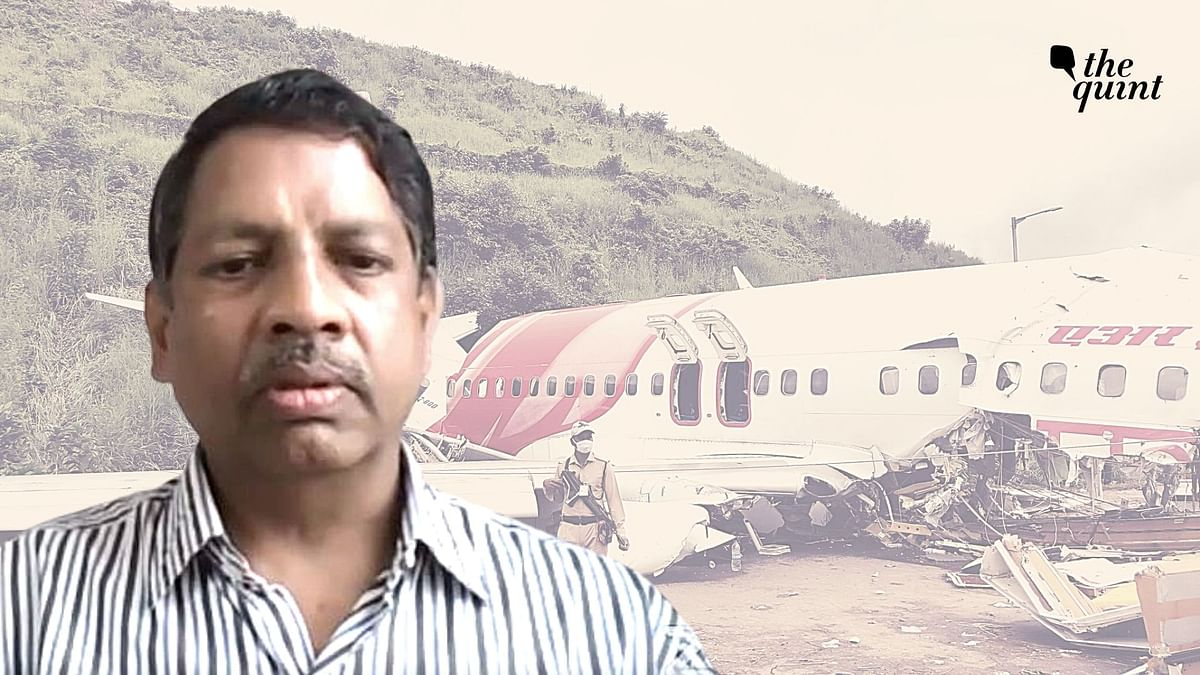 Group Captain Somala Srinivas (Retd) discusses the possible technicalities that might have led to the plane crash.