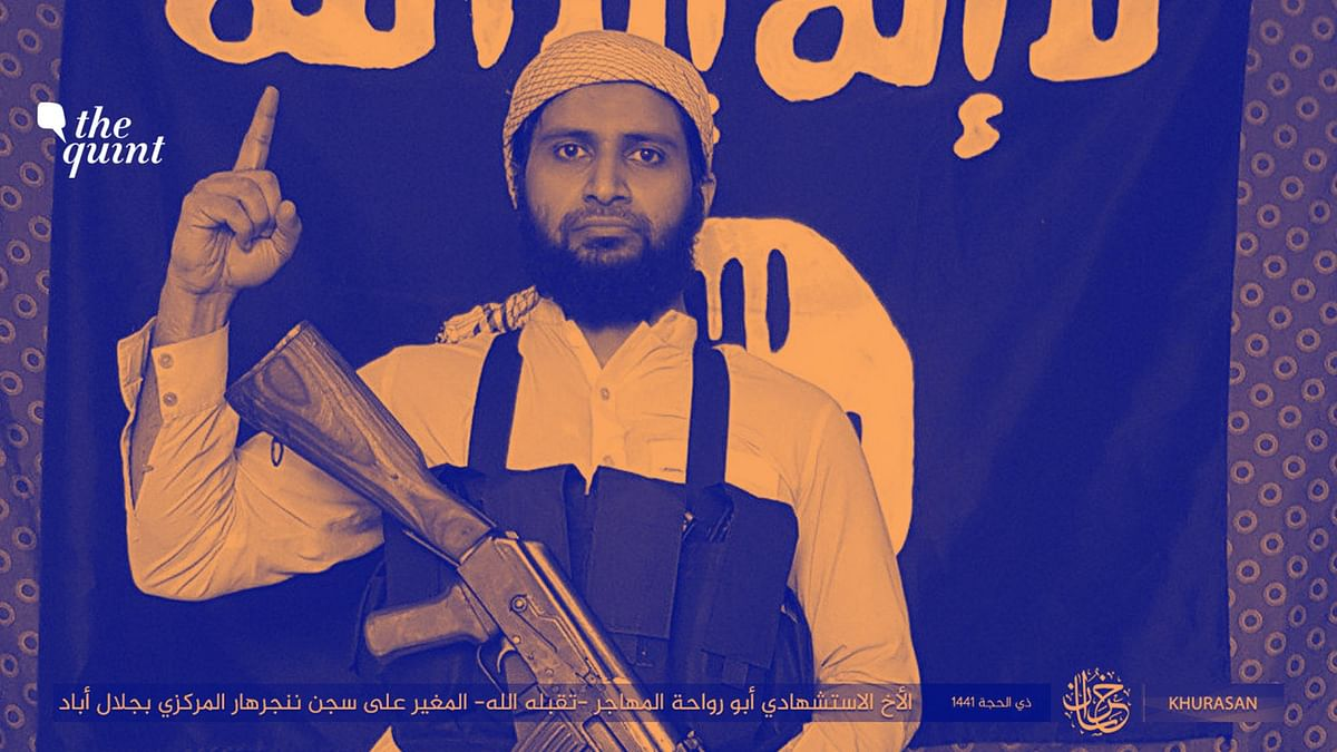 Image of Indian suicide bomber Dr Ijas Kallukettiya Purayil used for representational purposes.