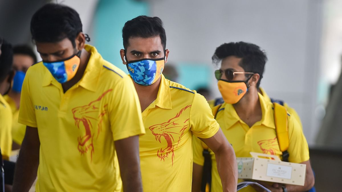 A Second CSK Player Tests Positive For Coronavirus: Reports