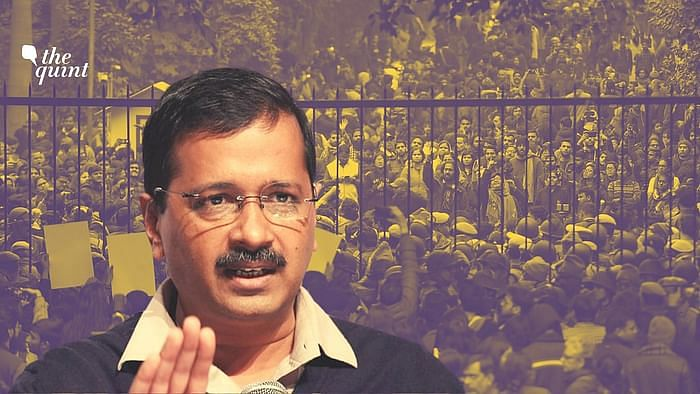 Aam Aadmi Party has alleged that Shaheen Bagh protests were a brainchild of the BJP
