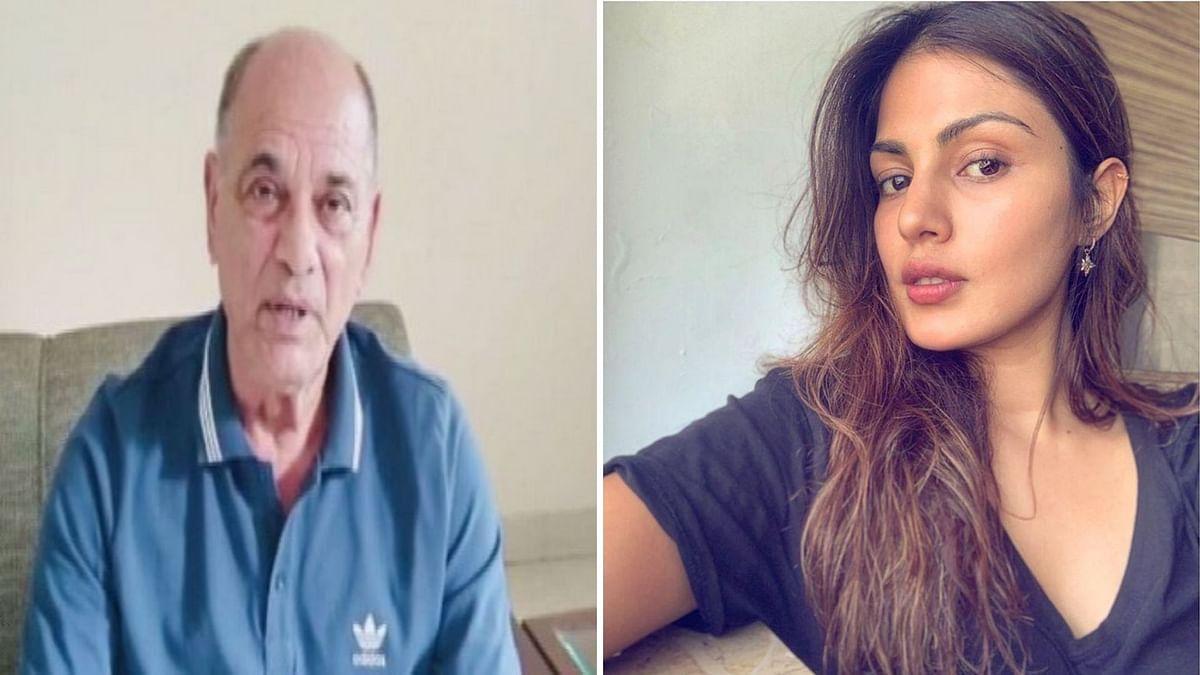 Sushant Singh's Father Files Counter Affidavit Against Rhea's Plea