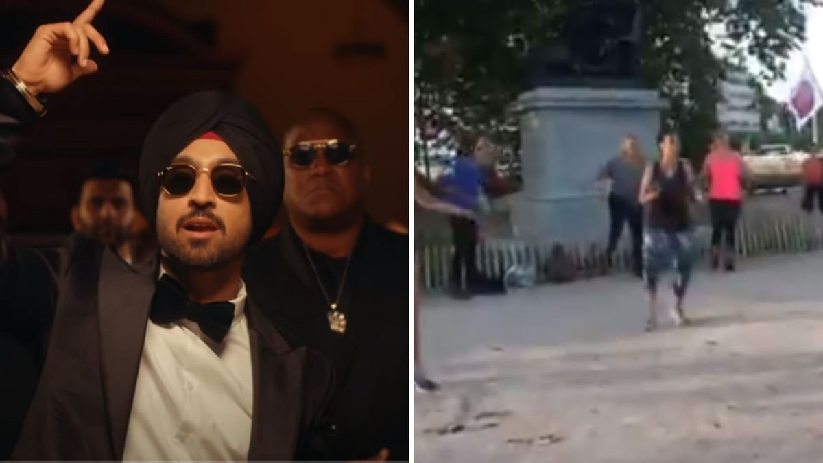 Diljit Dosanjh's 'G.O.A.T.' Gets Europeans Grooving