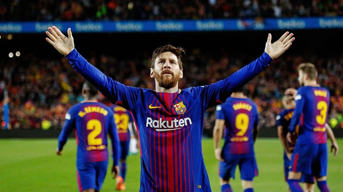 Lionel Messi has confirmed that he will stay at Barcelona next season despite requesting a move away from the club