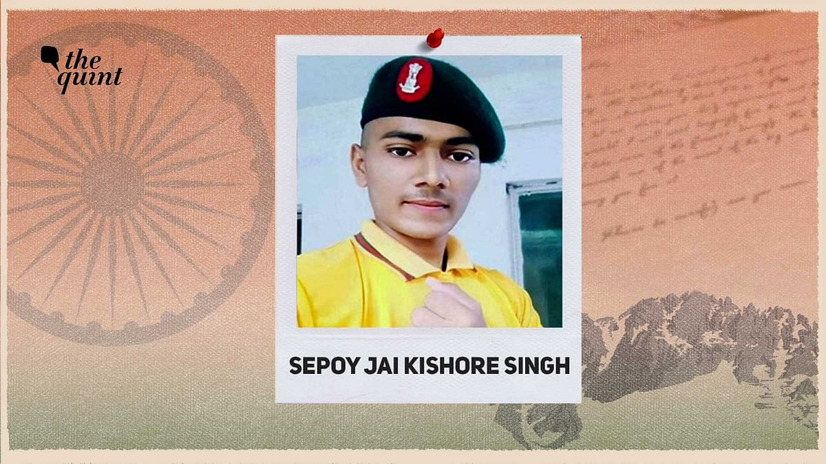 'Sacrificed My Son For India': Mother of Galwan Martyr Jai Kishore