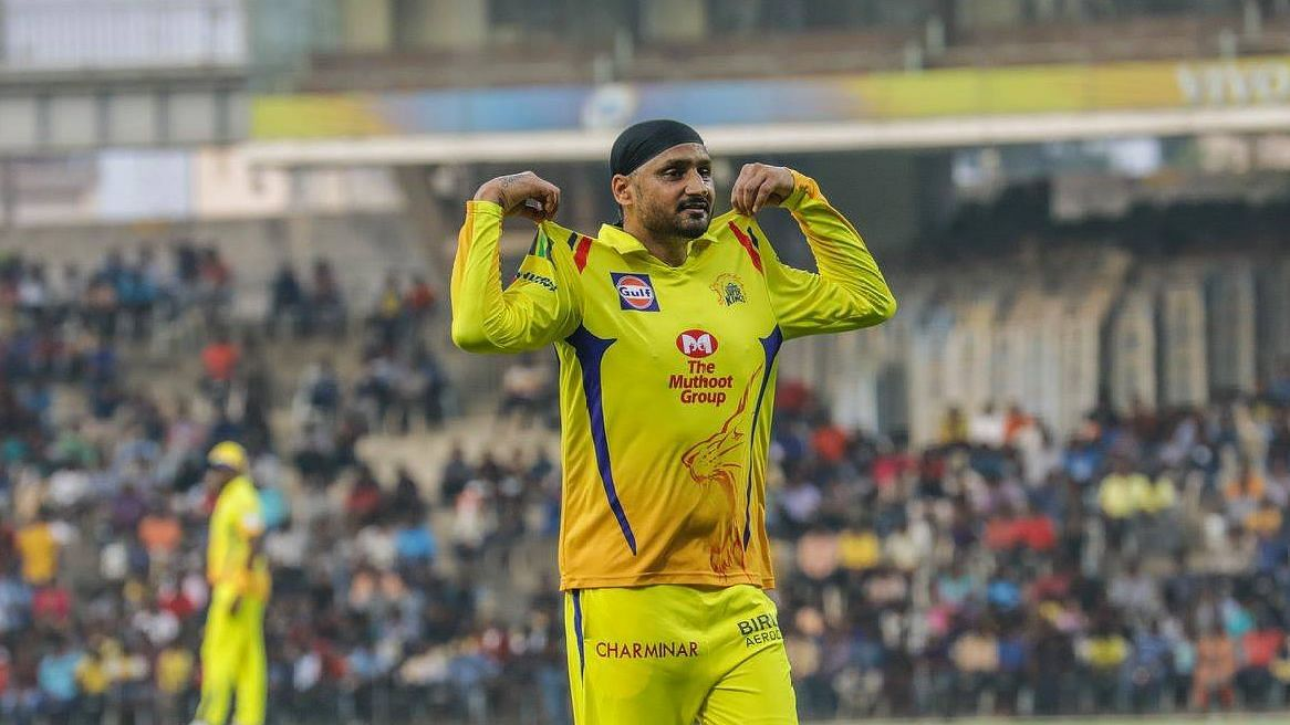 Harbhajan to Not Travel With CSK Squad to the UAE on Friday