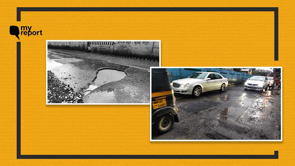 My Report Impact: 'Potholes in Mumbai's Santacruz Fixed by BMC'