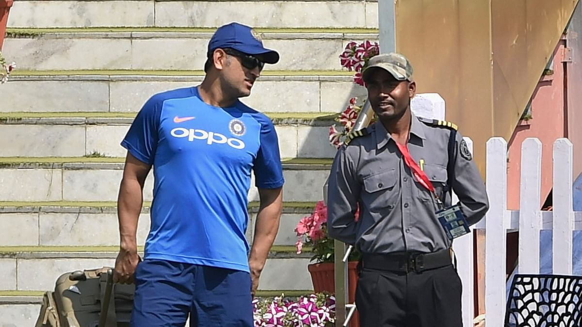 Organise a Farewell Match for Mahi in Ranchi: Jharkhand CM to BCCI