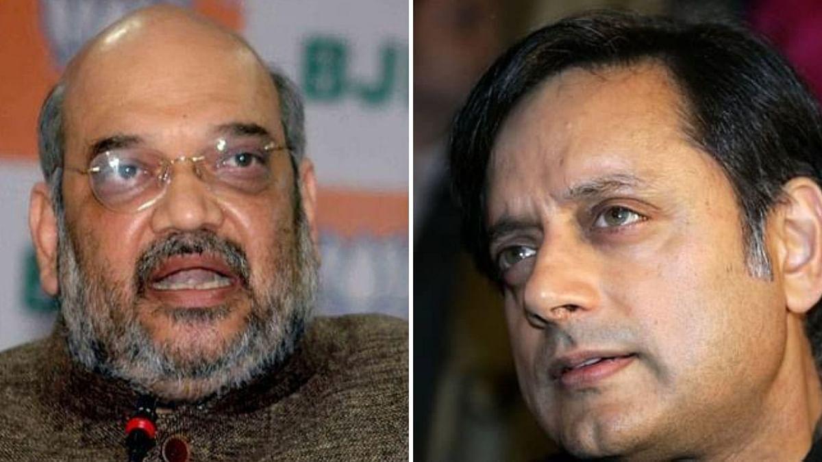 Wonder Why Amit Shah Chose Medanta Over AIIMS: Shashi Tharoor