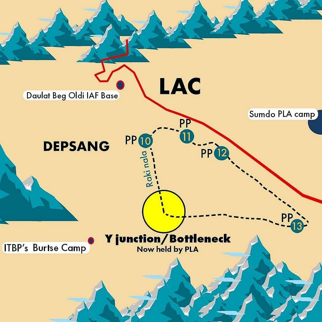 Chinese Incursion at Depsang