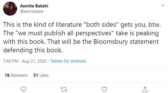 Bloomsbury Scraps Delhi Riot Book That Mishra Was Going to Launch