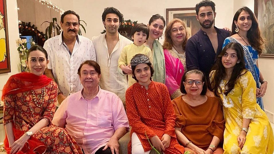 The Kapoors have a family reunion during Ganesh Chaturthi.